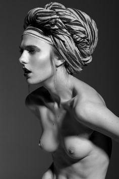 Designer: Uma Wang, Photography and Creative Direction by Todd Anthony Tyler, Make up: Michael Mak and Hair: Isaac Yu