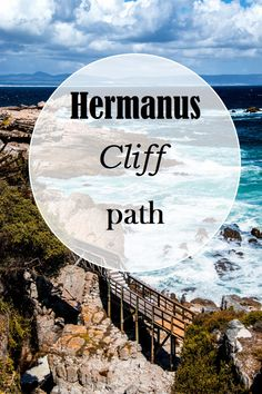 The Hermanus Cliff path is probably one of the most beautiful small hikes I've ever done. Sitting on an empty beach and watch whales jumping out of the water. In this moments, life is perfect! Stuff To Do, Things To Do, African Market, Cape Town, Be Perfect, South Africa, Paths, Travel Destinations, Travel Photography
