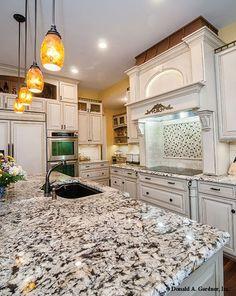 Kitchen Design Trends 2016 | Backsplash & Cabinet Designs - Don Gardner House Plans Ranch House Plans, House Floor Plans, Trends 2016, Kitchen Photos, Kitchen Ideas, Kitchen Designs, Timeless Kitchen, Luxury Kitchen Design, Cabinet Design
