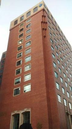 Torre Credencial en el sector financiero de Bogotá.