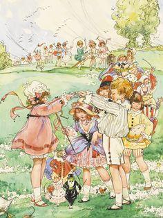 Wheeler, Dorothy M. - illustration