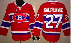 7b376dda31b Montreal Canadiens Jersey - Reebok Jerseys - Alex Galchenyuk Montreal  Canadiens