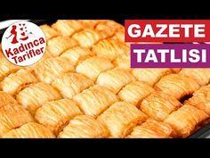 Ispanaklı Rulo Pasta Tarifi, Nasıl Yapılır? - Kadınca Tarifler