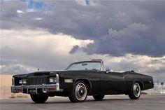 1976 Cadillac Eldorado Convertible Cadillac Ct6, Cadillac Eldorado, Convertible, 70s Cars, Barrett Jackson Auction, Car Colors, Collector Cars, Future Car, Airplanes