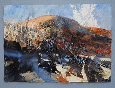 Red Hill Early Light Llanthony - David Tress