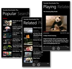 YTD PLUS FOR WINDOWS 8 PHONE - Download FREE from YouTube Windows Phone, Windows 8, Great Apps, Phones, Youtube, Free, Phone, Youtubers