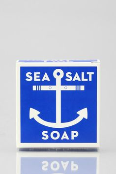 From Urban Outfitters - Swedish Dream Sea Salt Soap - $6