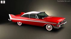 Plymouth Fury Coupé 1958 (Christine)