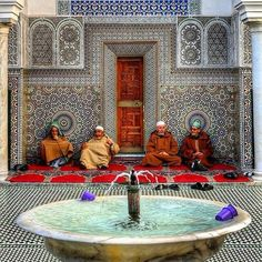 Moulay Driss, Fes, Morocco.