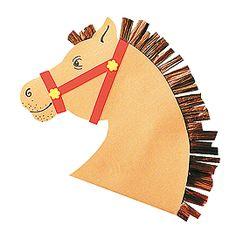 """Schultüte """"Pferd"""": Schultüte mit Pferdemotiv - Familie.de Caballo Spirit, Stick Horses, Western Parties, Only Child, Kindergarten Art, Autumn Theme, Hand Fan, Crafty, Creative"""