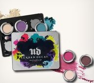 No work, all play: that's how we love our eye shadow. Thanks to Urban Decay's new Pigment Infusion System, we finally have luxe, saturated hues that glide on effortlessly—from matte neutrals to glimmering brights—without blending overtime. #Sephora #HotNow