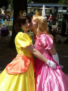 When two boy-princesses kiss, does that make them gay or lesbian?
