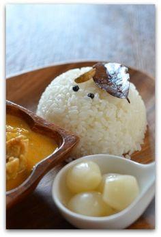 「チキンライスに合うスパイスライス」のレシピ by バリ猫さん | 料理レシピブログサイト タベラッテ