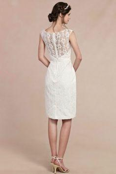 Marie loric loric0282 sur pinterest for Robes blanches simples pour le mariage de palais de justice
