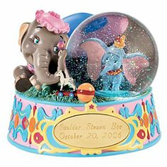Dumbo and mom... Baby mine don't you cry.....