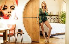 Van De Vort x Stone Cold Fox The ROSALINE blouse in LILY! #StoneColdFox #VanDeVort