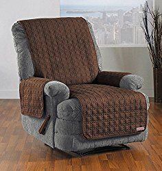 QuickCover Bark Chaise/Recliner Protector – Large