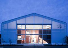 Yasutaka Yoshimura transforms warehouse into kindergarten