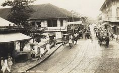 Escolta Philippines Culture, Manila Philippines, Philippine Architecture, Filipiniana, Mindanao, Cool Photos, Interesting Photos, Photo Postcards, Vintage Pictures