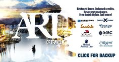 CP - Cruise Our Way and Travel - Weekly Travel Deals