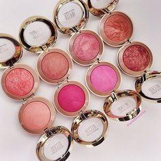 milani baked blushes