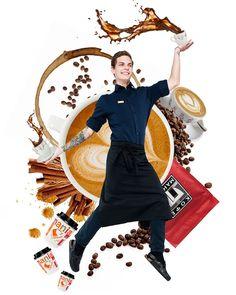 Привет #coffeemaniateam  А Вы уже выпили чашечку ароматного и бодрящего кофе? Если нет Вы знаете куда идти   Общеизвестный факт что профессия бариста зародилась в Италии. Дословно в переводе с итальянского языка бариста означает-человек работающий за барной стойкой или бармен. Однако в отличие от бармена бариста занимается варкой кофе преимущественно эспрессо а также готовит напитки в состав которых входит эспрессо Если ты хочешь стать кофейным сомелье разбираться в сортах степени обжарки и…