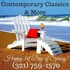 Happy 1st Day of #spring ! Spend some time outside today enjoying the beautiful weather!