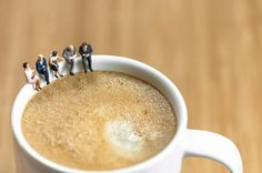 Photo about Miniature business team having a coffee break. Image of male, group, break - 30741684 Coffee Break, Workplace Productivity, Friday Coffee, Coffee Klatch, Cross Selling, Pause Café, Brunch, Natural Energy, Orient