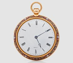 Elegant Breguet Pocket Watches