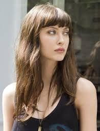 Bildresultat för lugg mörkt hår kort på sidorna