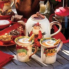 Hot Chocolate With Hazelnut Liqueur Recipe | MyRecipes.com