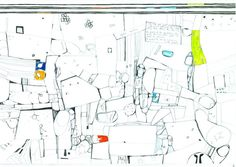"peterhamori: "" plan-less house shinkenchiku design competition with sándor guba """