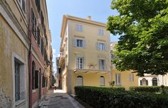 Found in CPA is the largest and one of the longest established Property Agencies on the island. Apartments For Sale, Corfu Town, Corfu Island, Corfu Greece, Mansions, House Styles, Heart, Home Decor