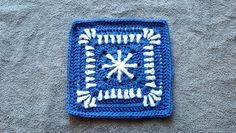 Ravelry: Project Gallery for Raindrop Block pattern by Donna Kay Lacey