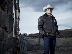 Continues To Gain Momentum, As Cast And Crew Ask Fans Not To Give Up On Series, Highlight Hollywood News Bailey Chase, Longmire Tv Series, Environmental Portraits, Twitter Trending, Cowboy Hats, Hot Guys, Raincoat, It Cast, Winter Jackets