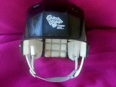 70's Skateboard helmet, SKB 300 Cooper, black, vintage,medium, longboard, skate