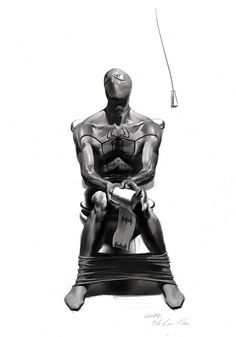 Spiderman-Aron Elekes