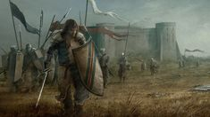 47++ Medieval Wallpapers and Photos In Full HD For Download BsnSCB Medieval knight Art Medieval