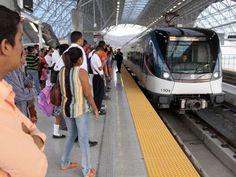 Metro de ciudad Panamá.