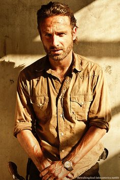 Rick Grimes,The Walking Dead
