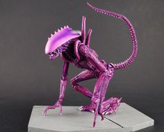Alien Arachnoid (Alien vs Predator) Custom Action Figure