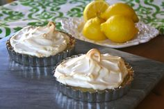 Sweet, tart and with fluffiness piled high, Lemon Meringue Tartlets are definitely dreamy to behold and amazing to enjoy.