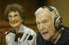 Bob Chase, Komets broadcaster for 60 years. Hoosier Legend.