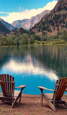Castle Lakes RV campsite at Lake City, Colorado • photo: Lori Scott on Flickr