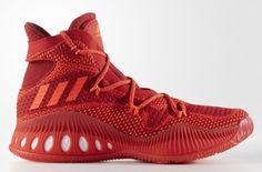 adidas Crazy Explosive Primeknit Pre-Order Now Available! 90s Sneakers, Air Jordan Sneakers, Nike Air Jordans, Sneakers For Sale, Nike Air Max, Adidas Shoes, Adidas Men, Reebok, Nba