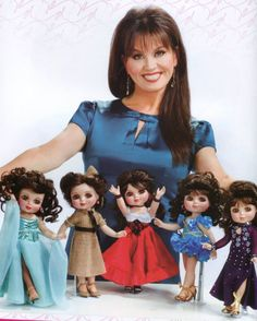 Marie Osmond Dancing With The Stars Dolls