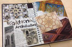 Image result for artist sketchbook textile