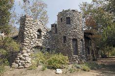 Lummis Castle el Alisal – Los Angeles, California - Atlas Obscura