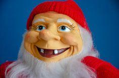 Big Norwegian Swedish Elf Gnome Santa -  Scandinavian Denmark Sweden Norway Nisse Tomte Ornament Burlap Christmas Tree, Christmas Elf, Swedish Christmas, Scandinavian Christmas, Elves, Gnomes, Vintage Items, My Etsy Shop, Dolls