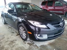 2013 Mazda 6I Touring Inventory Details: VIN: 1YVHZ8DH9D5M07258 Odometer: 58,166 Actual Auction Location: Tanner, AL Color: Black Get more details at http://www.autobidmaster.com/carfinder-online-auto-auctions/lot/17825016/COPART_2013_MAZDA_6I_TOURING_CERT_OF_TITLE-SALVAGE_TITLE_TANNER_AL/